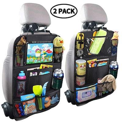 MZTDYTL Car Backseat Organizer (2 pack)