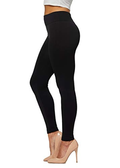 Conceited Women's Fleece Lined Leggings