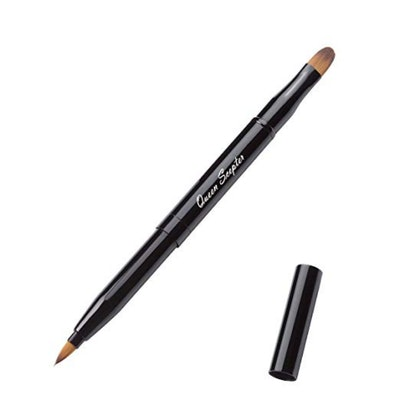 Queen Scepter Double Sided Makeup Brush