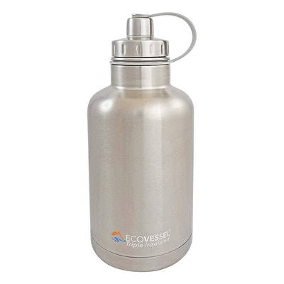 EcoVessel Boss Growler (64 Oz)