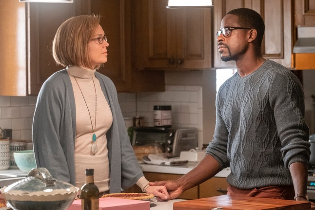 Randall and Kevin's feud on This Is Us has left fans worried.