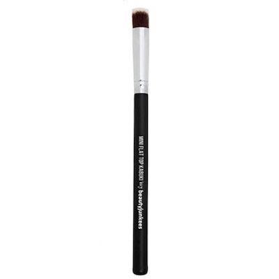 Beauty Junkees Mini Flat Top Kabuki Brush