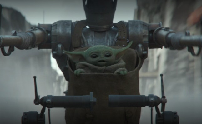 'The Mandalorian's Taika Waititi Wants You To Call Baby Yoda The Right Name