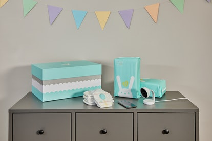 "Lumi by Pampers is a ""smart"" way to diaper your baby with monitoring."