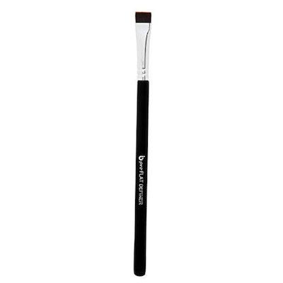 Beauty Junkees Thin Flat Eyeliner And Eyebrow Brush
