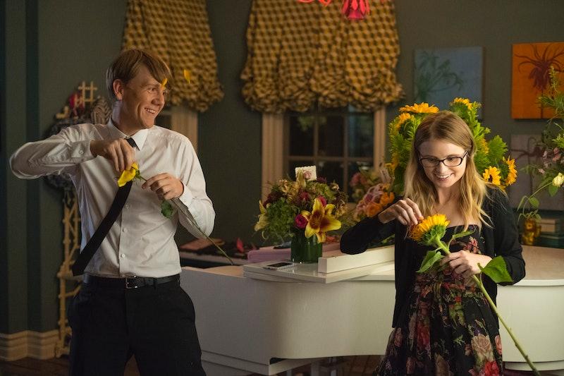 Josh Thomas and Kayla Cromer in 'Everything's Gonna Be Okay'