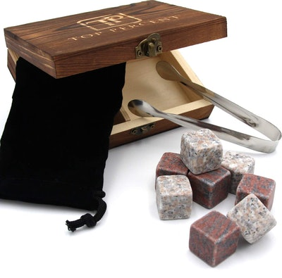 Top Percent Whisky Stone Gift Box (9-Pack)