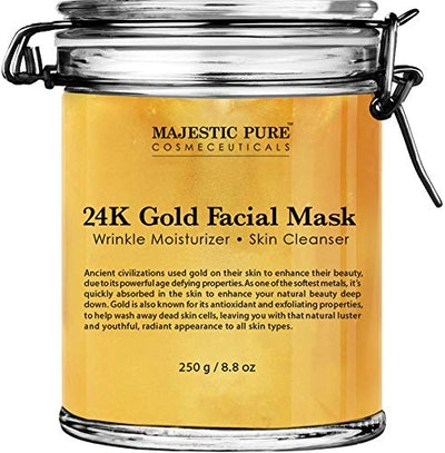 Majestic Pure 24K Gold Facial Mask
