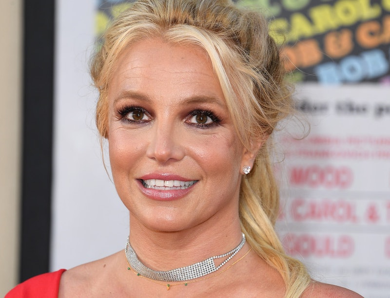 That Britney Spears Art Exhibition Isn't Actually What You Think