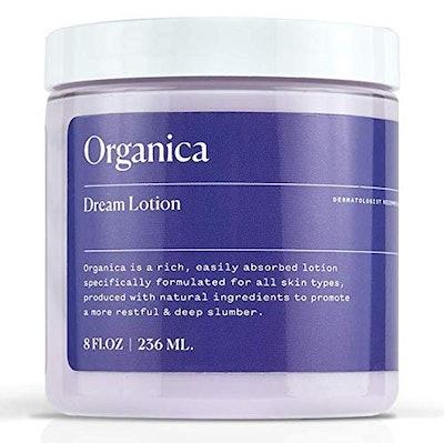 Organica Dream Lotion | Lavender Sleep Body Lotion