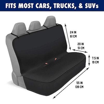 BDK Waterproof Bench Seat Cover