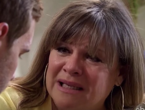 Peter Weber's Mom Crying on 'The Bachelor'