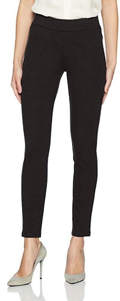 NYDJ Women's Basic Ponte Knit Leggings