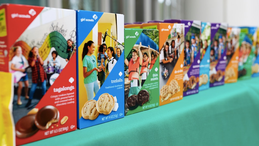 Here's what to know about ordering Girl Scout Cookies online