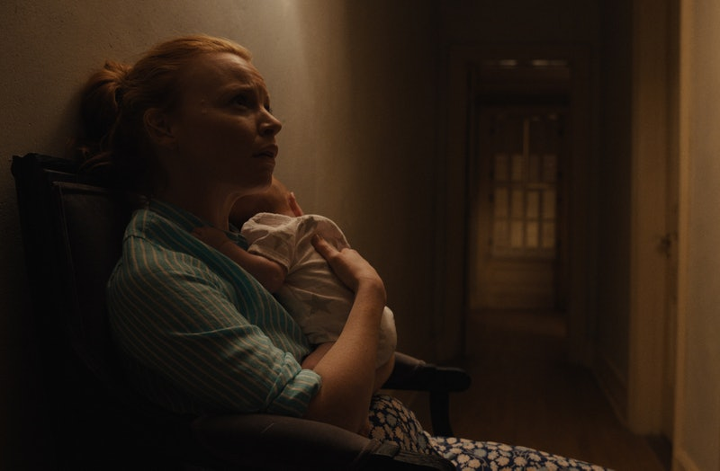 Lauren Ambrose plays Dorothy Turner in 'Servant' Season 1
