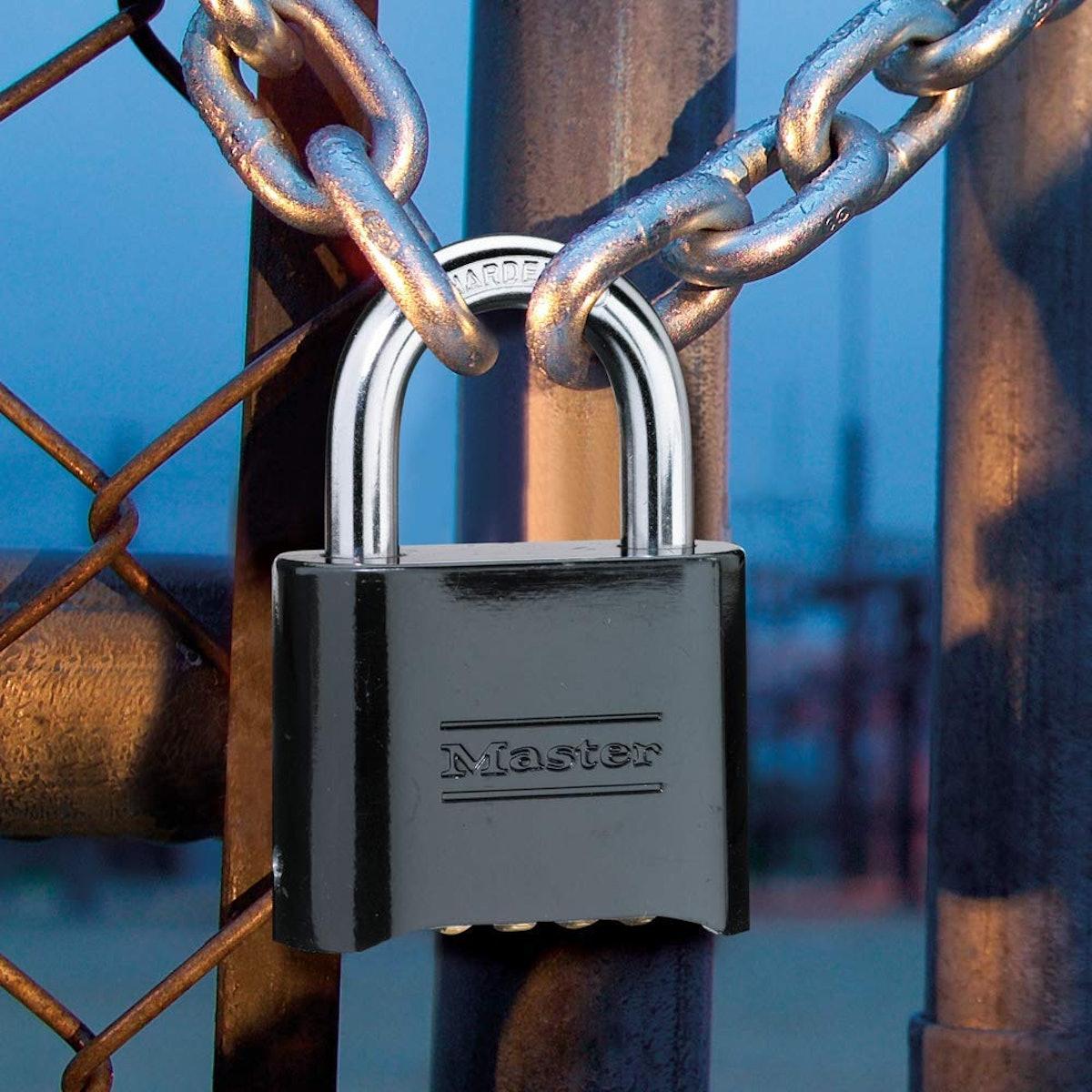 Master Lock Combination Lock