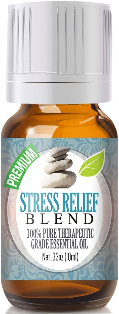 Healing Solutions Stress Relief Essential Oil Blend