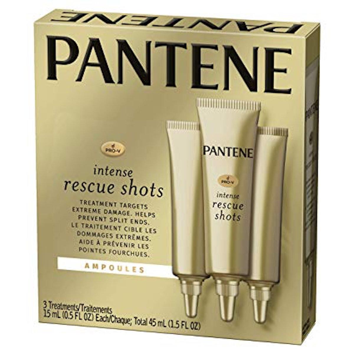 Pantene Intense Rescue Shots (3 Treatments)