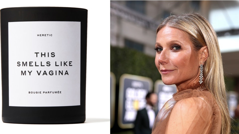 Gwyneth Paltrow's company has a vagina-scented candle and it's already sold out.