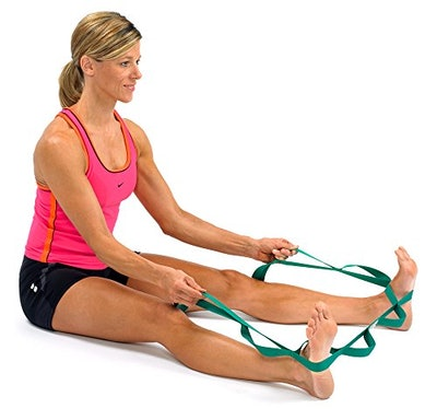 The Original Stretch Out Strap with Exercise Book by OPTP