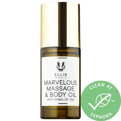 Marvelous CBD Massage and Body Oil