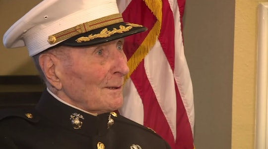 A 104-yeaer-old veteran is asking for Valentine's Day cards and you and your children can help.