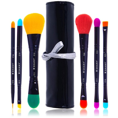 Shany Cosmetics Travel Brushes (6-Piece Set)