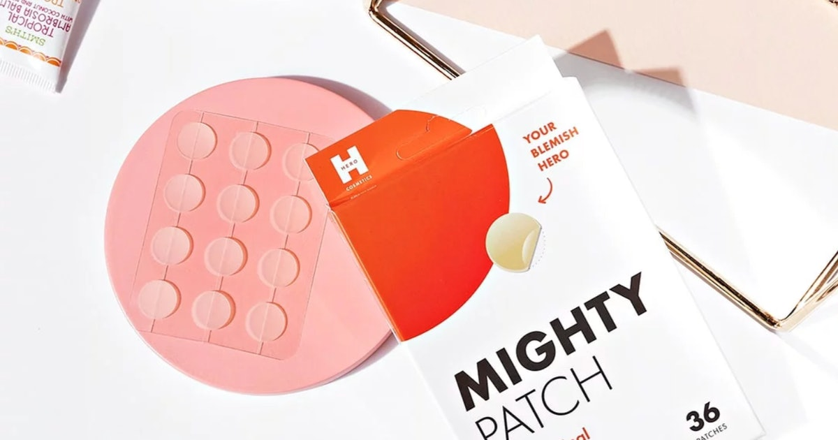 The Pimple Patch Ingredients You Need To Know About