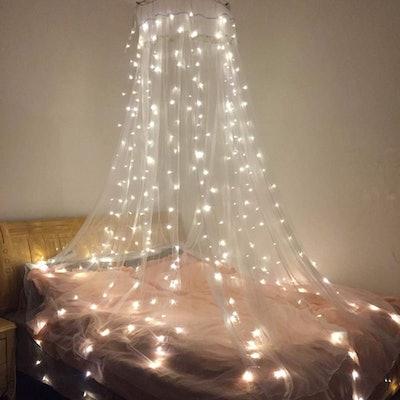 MZD8391 Curtain String Lights