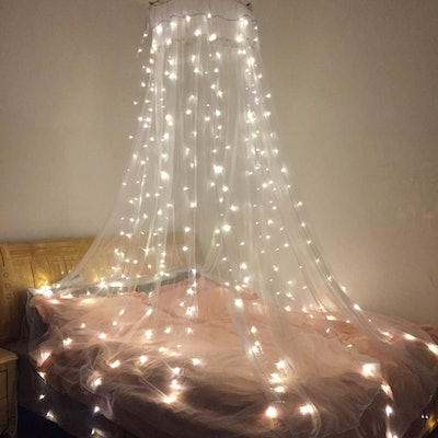 MZD8391 Curtain String Lights
