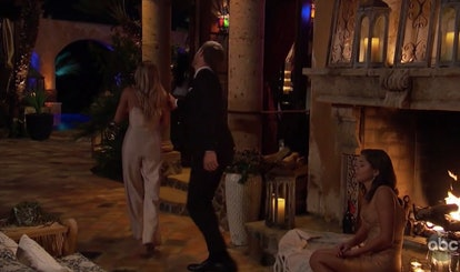 Champagne Gate pops off on The Bachelor between Kelsey and Hannah Ann