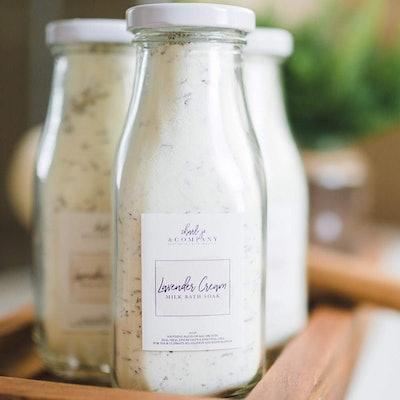 Charli Jo & Company Lavender Cream Bath Milk Soak