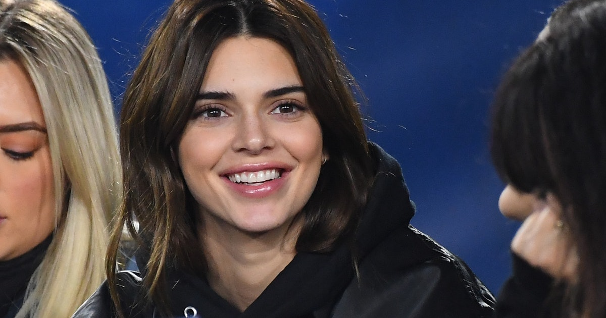 This Old Photo Of Kendall Jenner Missing Her Front Tooth Is Everything