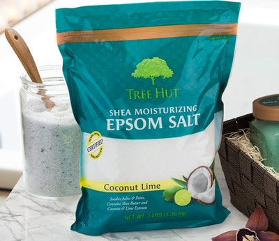 Tree Hut Coconut Lime Shea Moisturizing Epsom Salt