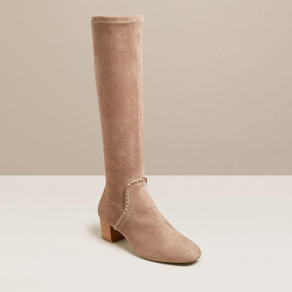 Gemma Tall Heeled Boot