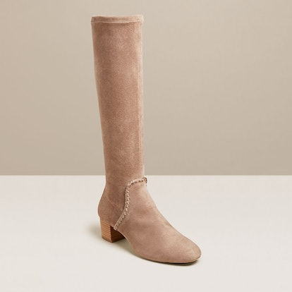 Gemma Tall Heeled Boot