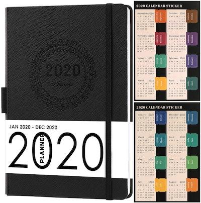 Art Fan 2020 Planner