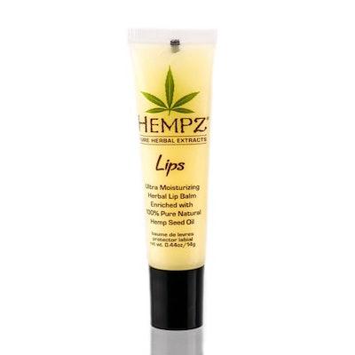 Hempz Herbal Lip Balm With Pure Hemp Seed Oil and Extract