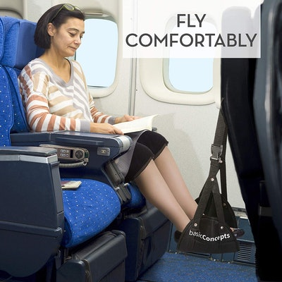 BASIC CONCEPTS Airplane Foot Hammock
