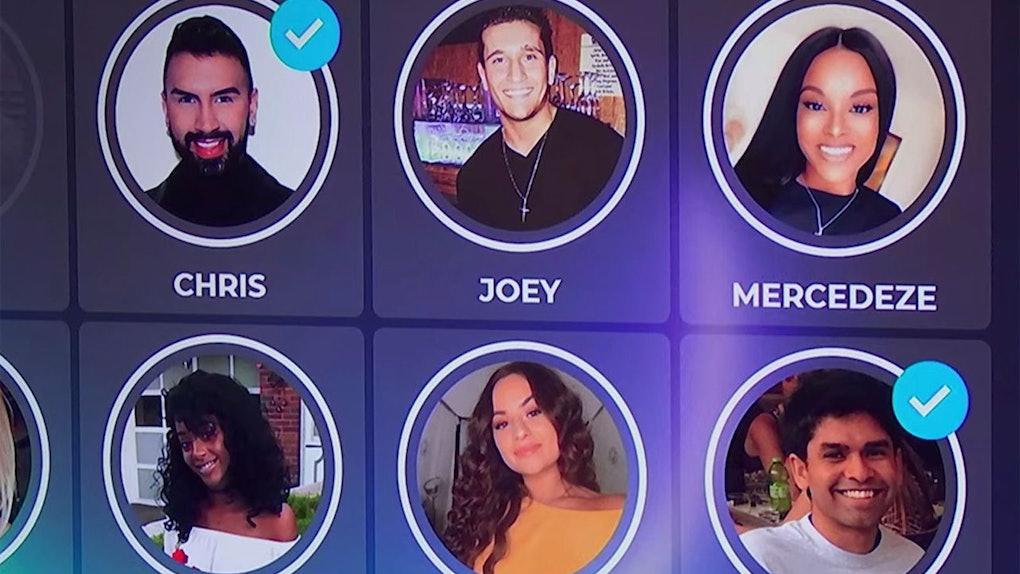 Joey won 'The Circle' in it's first season on Netflix
