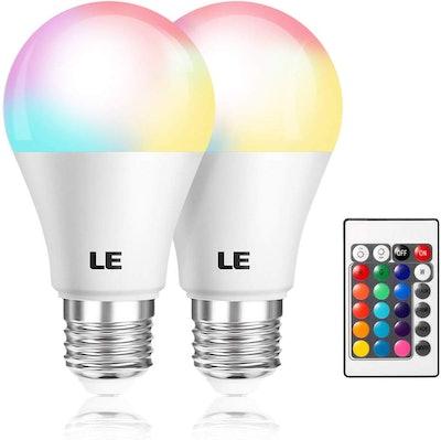LE Light Bulbs (2-Pack)