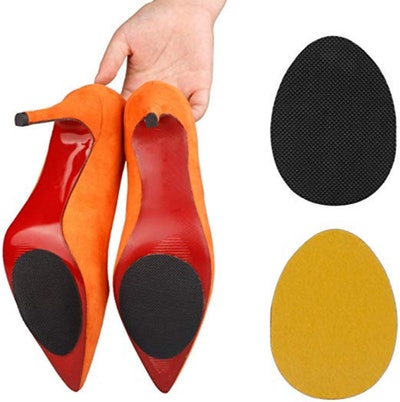 Makryn Self-Adhesive Anti-Slip Shoe Sole Grips (5 Pairs)