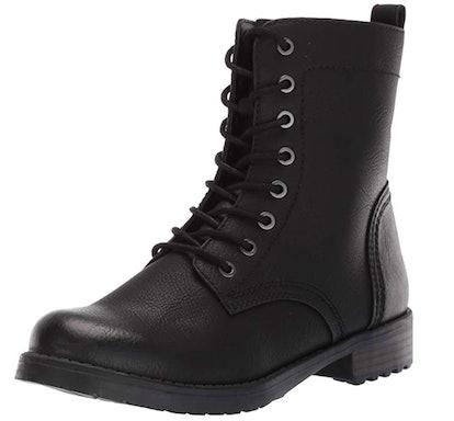 Amazon Essentials Women's Lace Up Combat Boot