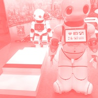 An ode to the cute (and creepy) CES robots that never were