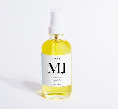 Customized Face Oil