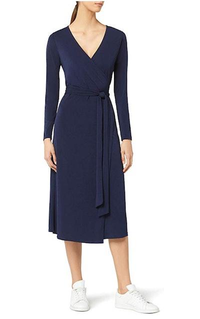 Meraki Women's Wrap Dress