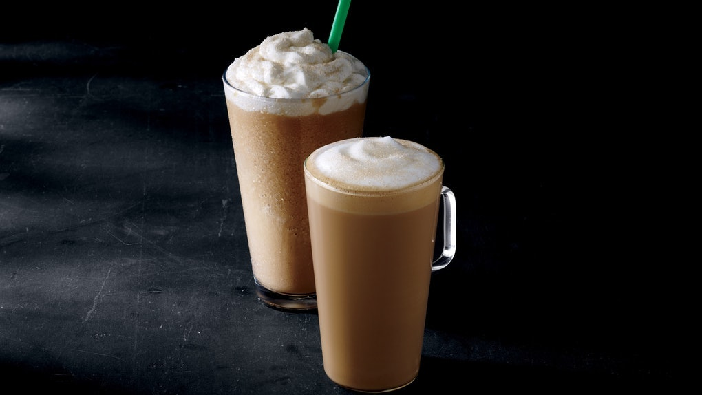 Starbucks' Smoked Butterscotch Latte Is Back For 2020 and you're going to want to grab it before it disappears again.