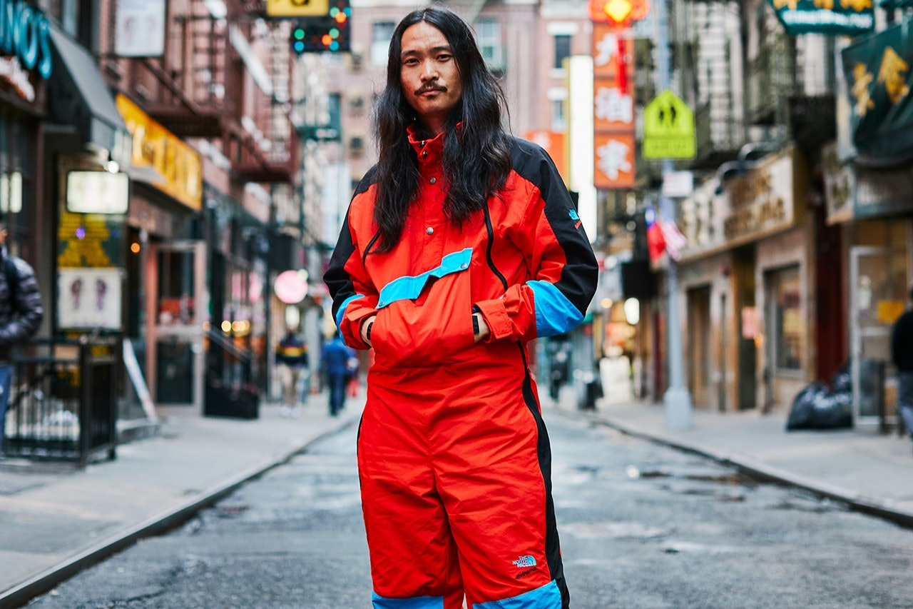 The North Face's revived Extreme collection is everything you want in vintage outdoor gear
