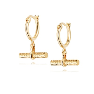 Estée Lalonde T Bar Charm Earrings