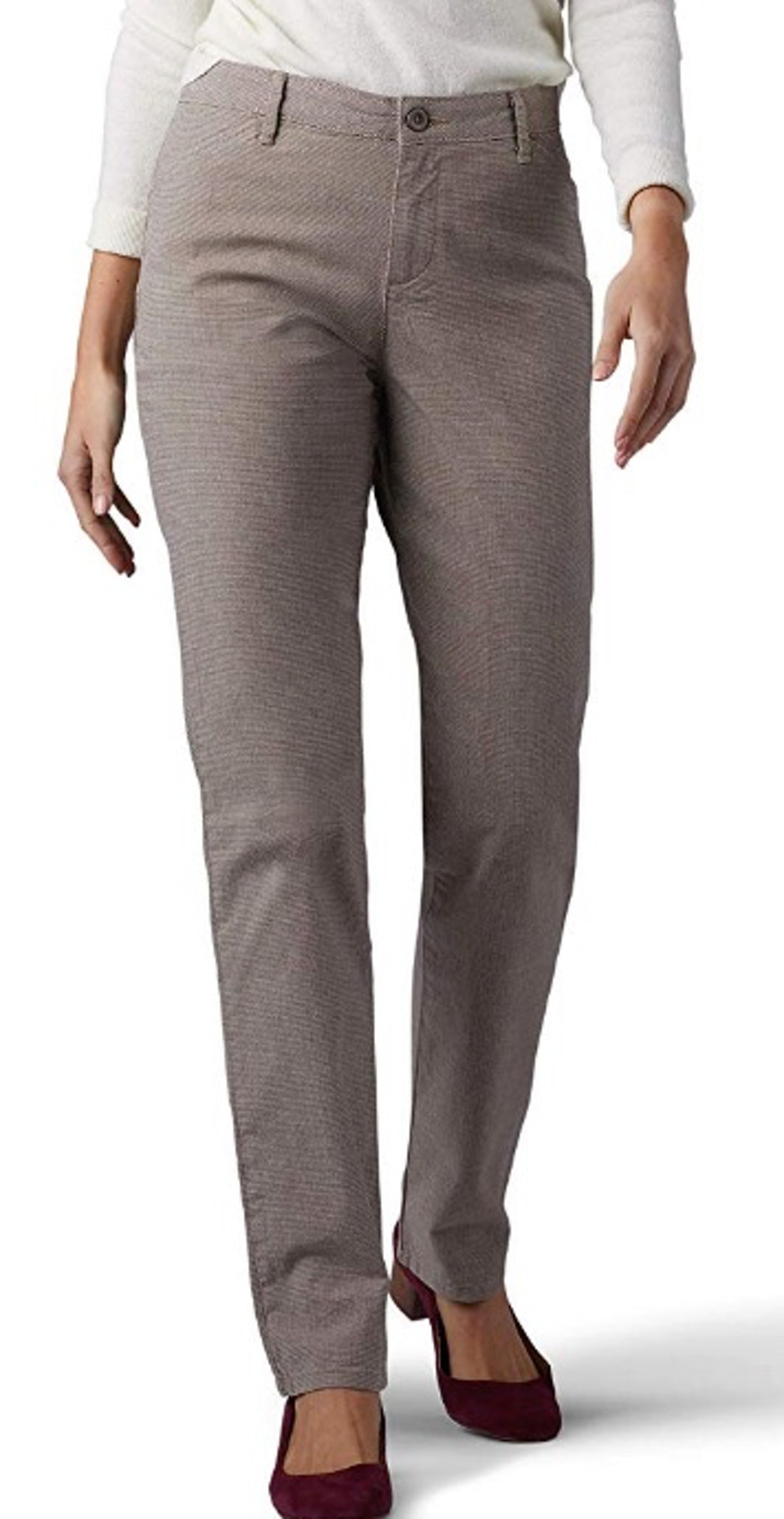 LEE Women's Relaxed Fit Pant